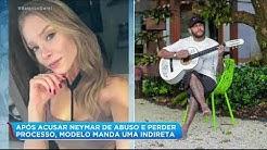 Najila Trindade manda indireta para Neymar em rede social