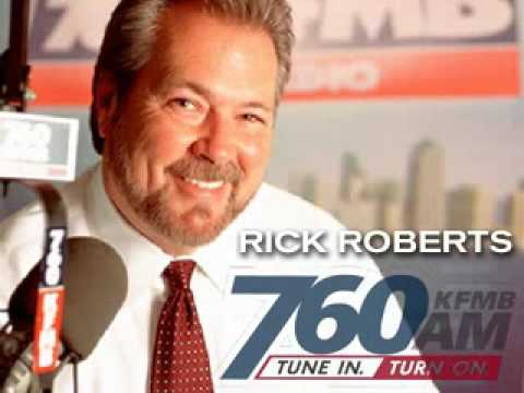 Rick Roberts - KFMB Radio 760 AM