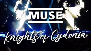 Download lagu Muse - Knights of Cydonia Live @ Stadio Olimpico, Roma - 20/07/19