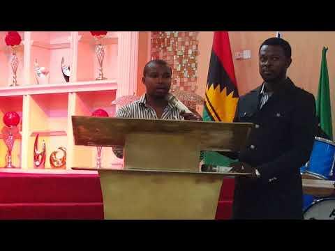 Testimony of China Visa at prophetic Embassy Niger