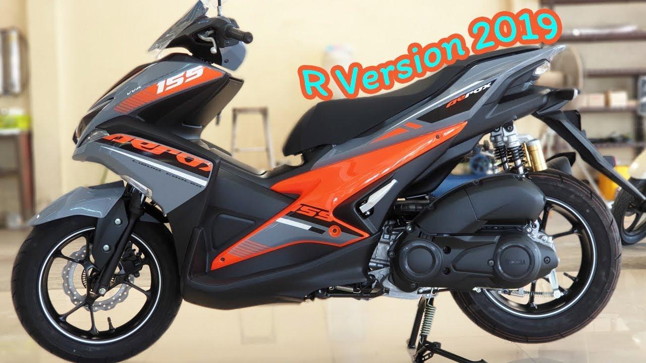 Yamaha aerox 155 vva 2019
