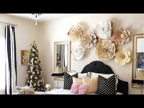 How To Decorate A Christmas Tree with Kids Day 9 of The 12 Days of Christmas