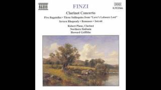 Top 10 Clarinet Concertos (my picks)