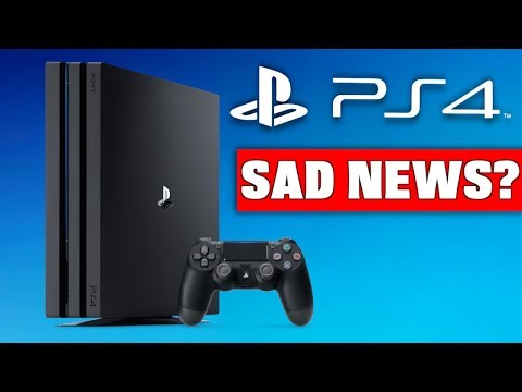 SAD NEWS for Playstation!! (Gaming News)