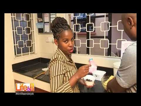 LIFE & STYLE:  The Kitchen with Pity Ngare