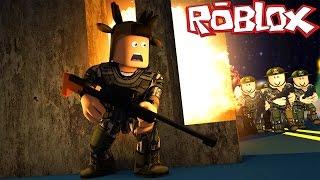 BATTLEFIELD 1 GUERRA EN ROBLOX! (Roblox BattleField 1 Simulador)