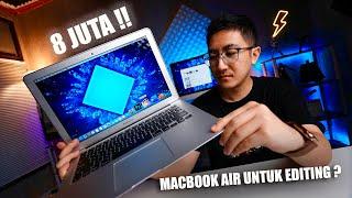 Harga 8 Jutaan !! 3 alasan untuk Membeli MacBook Air 13 inch 2017 di Tahun 2020