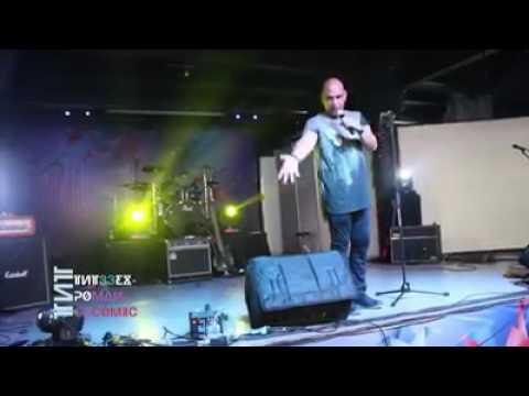 Aaron Montalvo TNT 33 - Mi corazon Encantado (Cierre Presentacion)