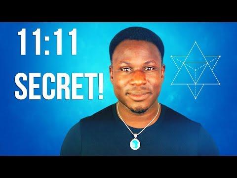 THE 11:11 THIRD EYE SECRET (POWERFUL STUFF!)
