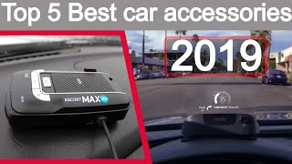 Top 5 Best car accessories to buy on amazon 2019 | Updated List of Latest Best car accessories 2019