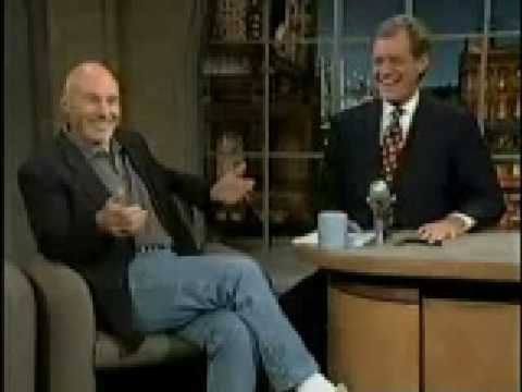 Patrick Stewart on David Letterman July 1994