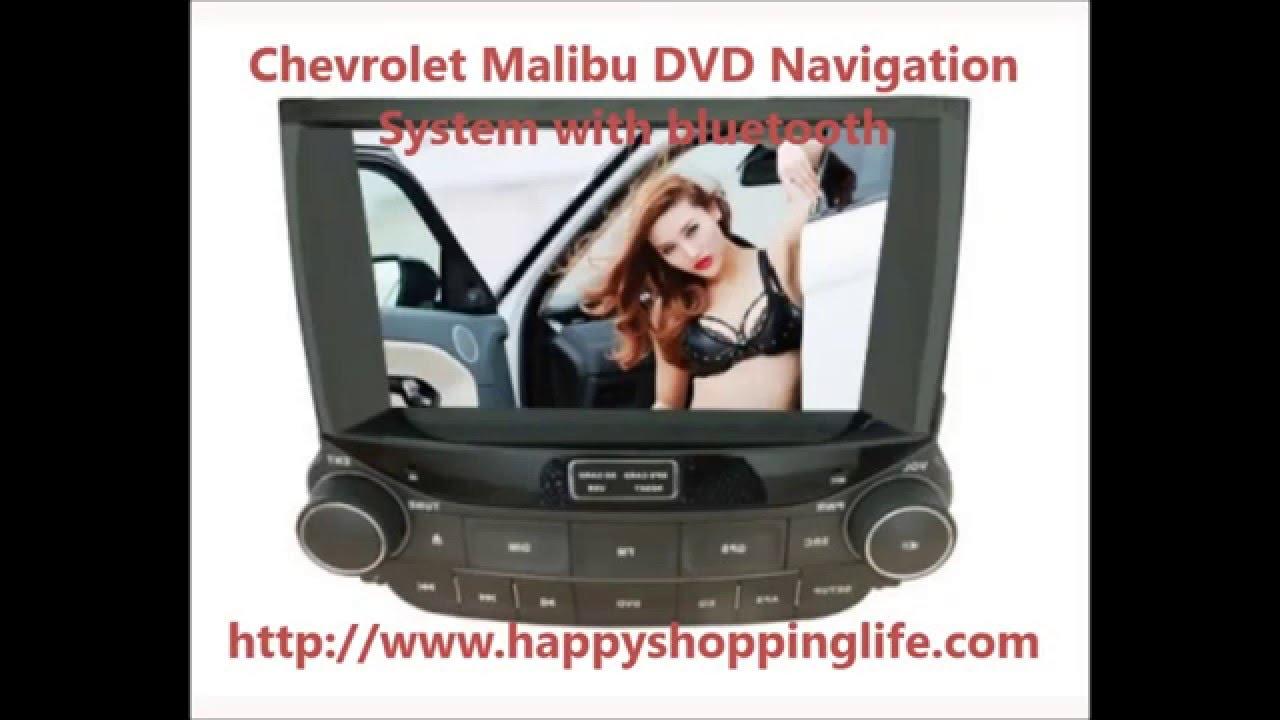 Chevrolet Malibu 2013-2015 Car DVD Player GPS Navigation Radio Bluetooth TV