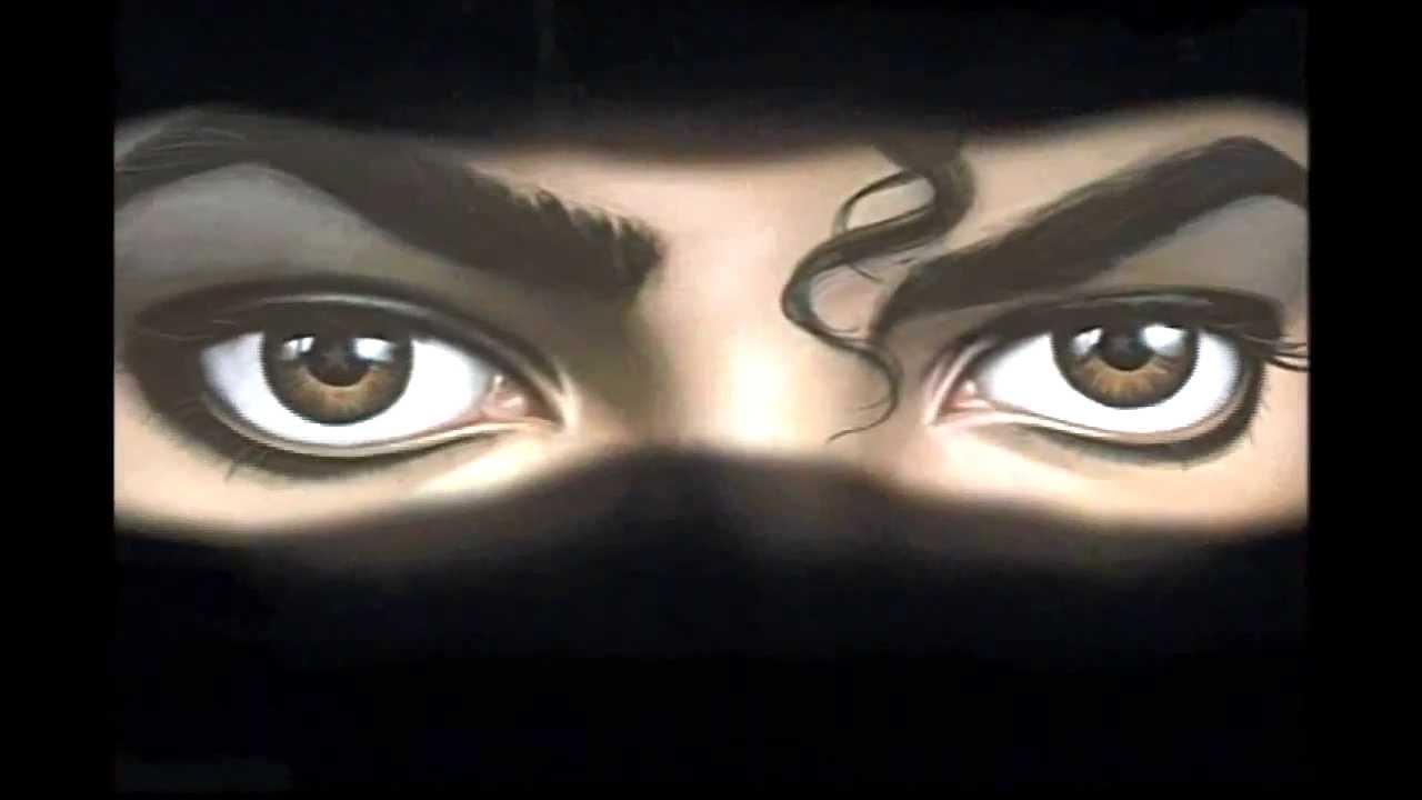 Michael Jackson Illustrations From Dangerous Short