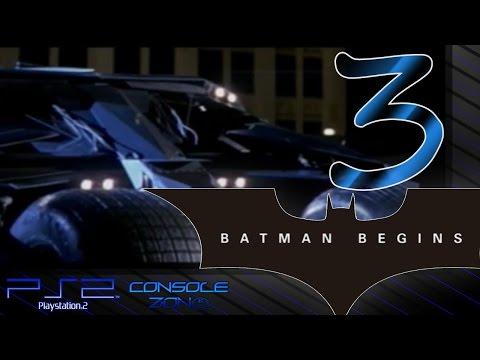 Batman Начало (PS2) - 3 часть прохождения игры (ФИНАЛ)