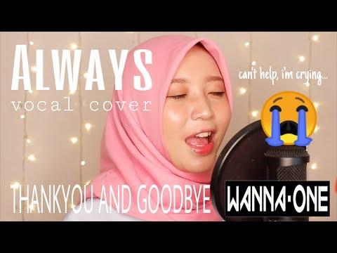 ALWAYS 이 자리에 - WANNA ONE 워너원 Cover By Yoanita Zahra English Indonesia Sub