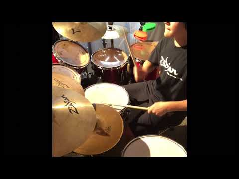 Drum Cover - Samurai Cop (Oh Joy Begin) - Dave Matthews Band - 13YO