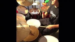 Drum Cover - Samurai Cop (Oh Joy Begin) - Dave Matthews Band - 13YO