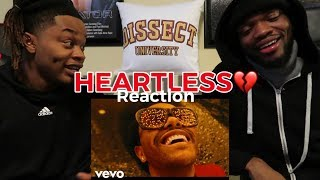 The Weeknd - Heartless (Official Video) - REVIEW
