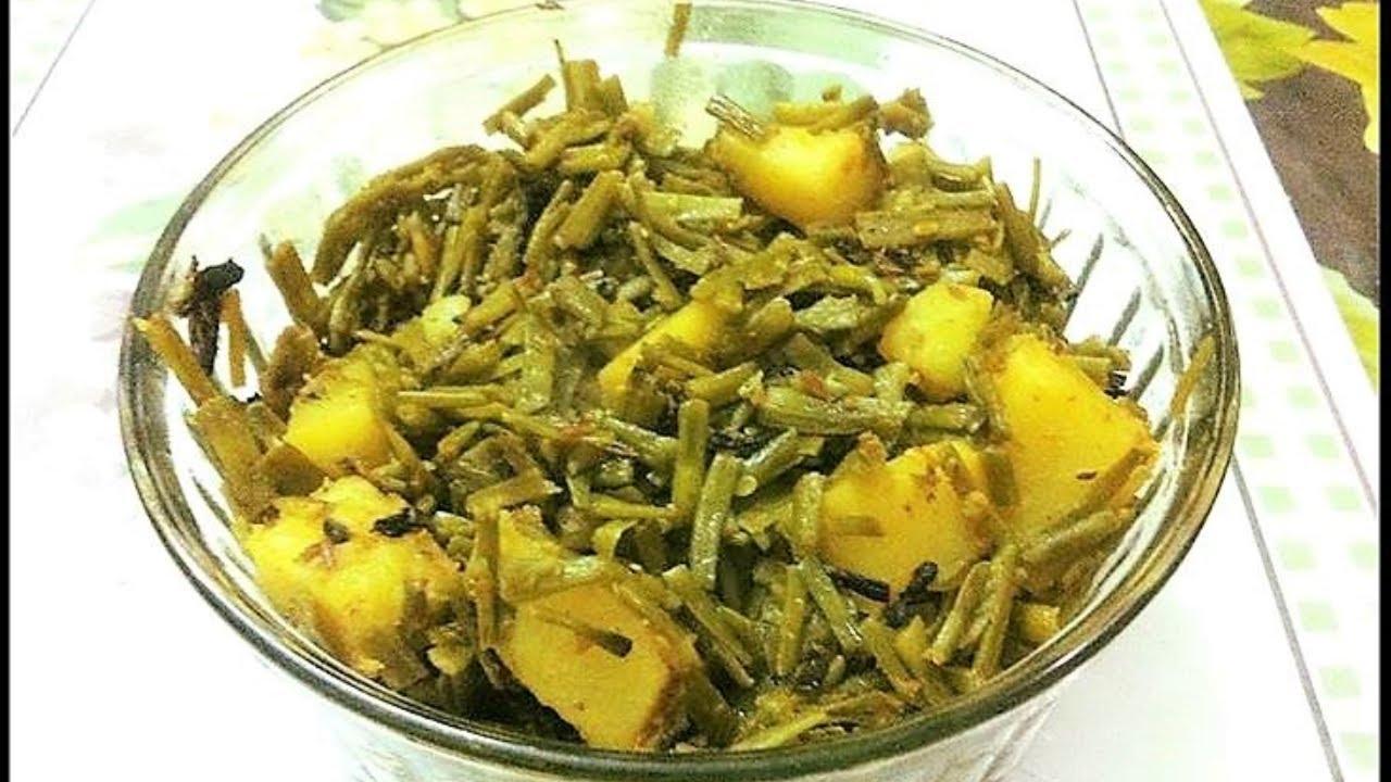 Aloo moongre ki sabji potatoes radish pods vegetable recipe in aloo moongre ki sabji potatoes radish pods vegetable recipe in hindi with english subtitles youtube forumfinder Image collections