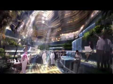Masdar - Pioneering a Path to the Future