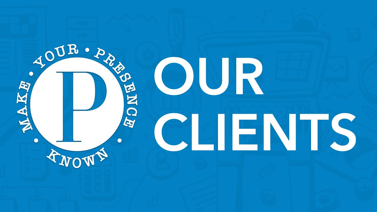 Download Why PMaC? - Our Clients