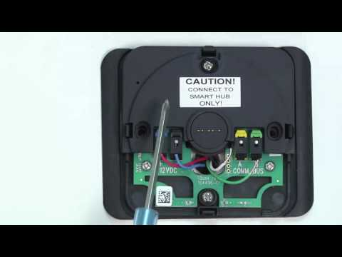 iComfort S30 - How To Install iComfort S30 Smart Thermostat ... on