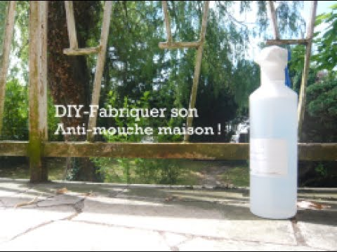 Diy comment fabriquer son anti mouche maison youtube for Anti mouches maison