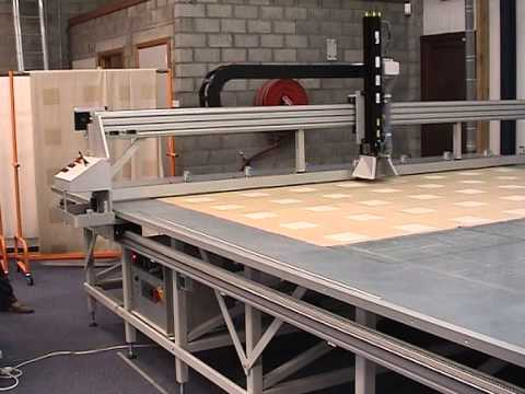 ASCO CNC-Controlled Laser Cutting Table with Marking ...