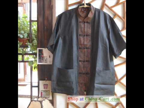 Men Wear Dress in China