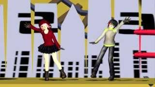 (MMDxUTAU) Matryoshka (Tsuneku Sahira ft. Utano Akita) +DOWNLOAD LINKS