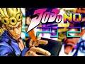 JoJo 's Bizarre Adventure No Playstation 2 ( Curiosidades dos games / jogos / análise PS2)