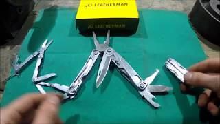 видео Топ 5: лучшие мультитулы Leatherman