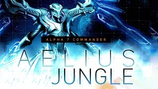 Aelius Jungle is strong  - Supernova Gameplay