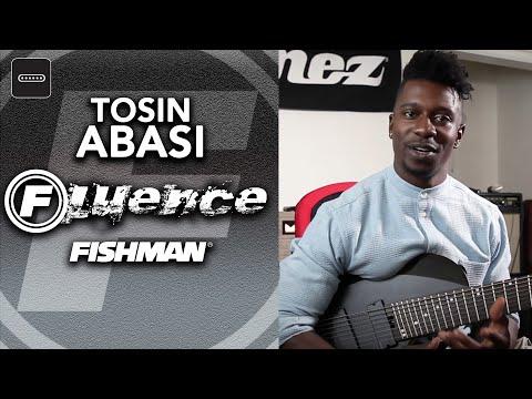 Tosin Abasi Signature Series Fishman Fluence
