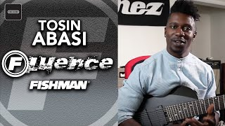 Tosin Abasi Signature Series Fishman Fluence