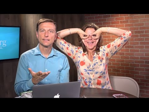 Join Dr. Berg and Karen Berg for a Q&A on Keto (Part 2)