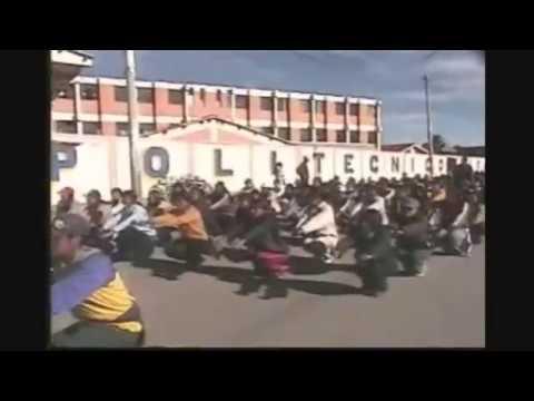 Años de ORO Politécnico Regional Los Andes - Juliaca