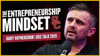 Download THE ENTREPRENEUR'S MINDSET | Gary Vaynerchuk USC Talk 2019 Mp3 and Videos