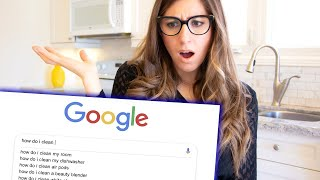 Cleaning Expert Answers Tнe Web's Most Searched Cleaning Questions!