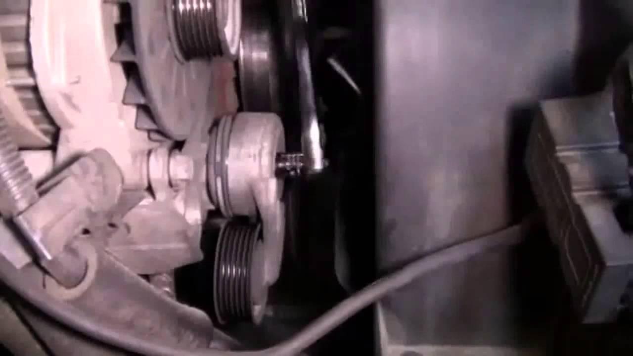 Serpentine Belt 1999 Chevy Suburban 1500 Youtube Tahoe Power Steering Pump Mounting Diagramw Acoem