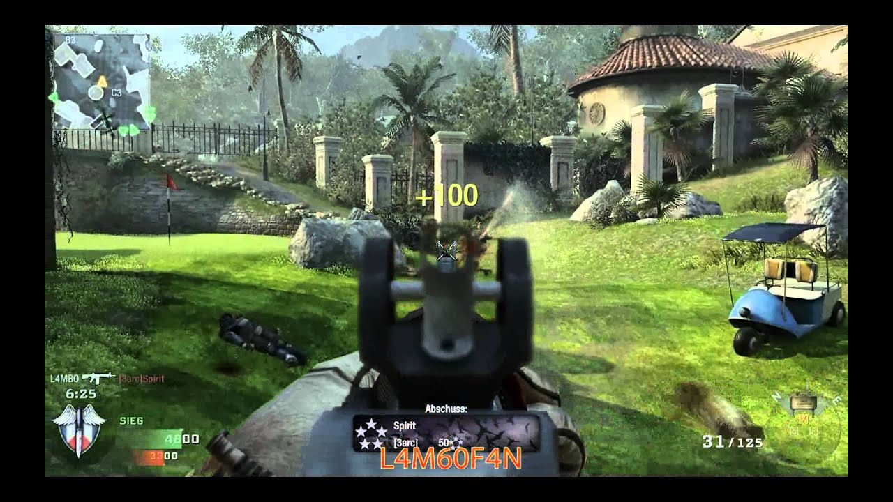 Golf Course 42 6 Tdm Black Ops Ct Gameplay 1080p Youtube