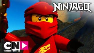Ninjago | Die unvermeidliche Verzögerung | Cartoon Network