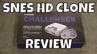 Pound Challenger SNES HD Clone Review