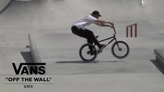 Vans BMX Street Invitational 2016: Section 3 and Best Trick Highlights | BMX | VANS