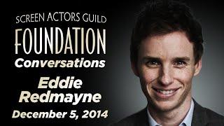 Conversations with Eddie Redmayne
