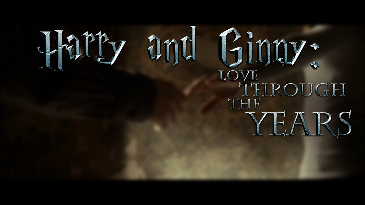 Harry and Ginny: Love through the years
