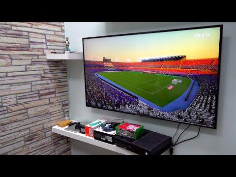 Обзор самого доступного 4k UHD телевизора от Samsung