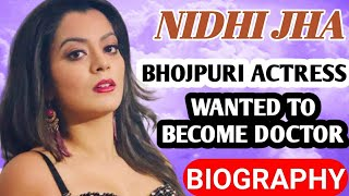 Nidhi Jha Biography | Song,Bhojpuri Movie,TikTok Video,Lifestyle,Love Story,Live Dance,Luliya