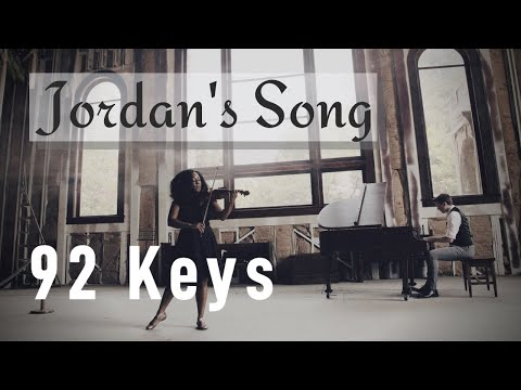 Jordan's Song (original) - Violin and Piano Music - 92 Keys