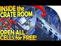 INSIDE The CRATE ROOM at POLICE STATION - OPEN ALL JAIL CELLS FREE- Last Day On Earth Survival 1.9.6
